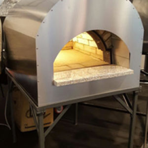 Bakery and bread oven produced by Forni Pavesi Rimini