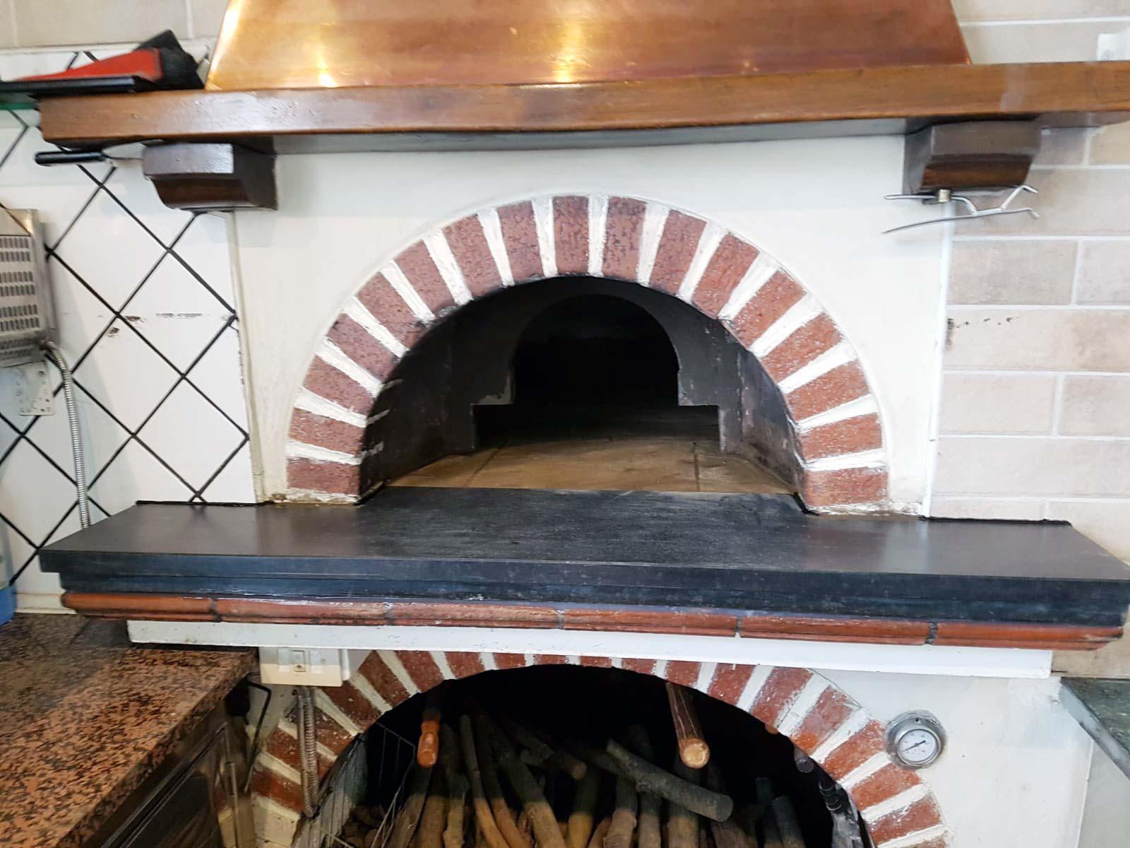 Forno A Legna Immagini prima o poi pizzeria – reconstruction and restoration of a