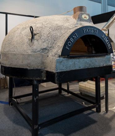 Forno Mod Cupola Grezza Su Base In Ferro 10 12 Pizze Forni A
