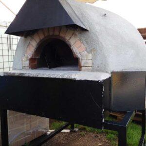 Forni Pavesi Rimini - Costruisce forni professionali a legna/gas su misura in mattoni