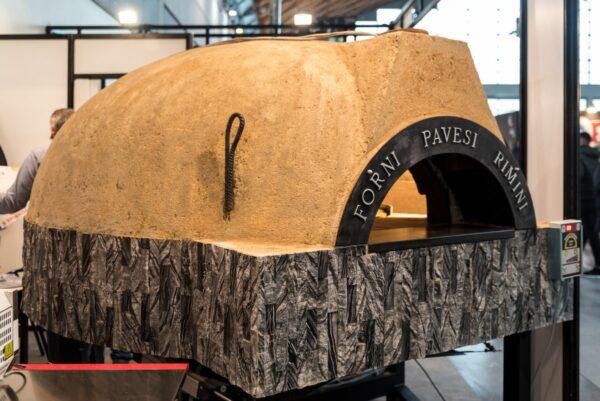 Forno a legna rotante in offerta - costruito a mano
