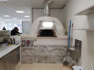 Forni Pavesi Rimini costruzione forno rotante professionale a Bologna