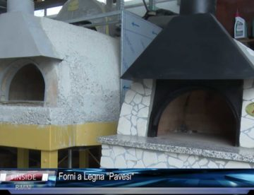Forni Pavesi Rimini intervistati da Teleromagna Vga