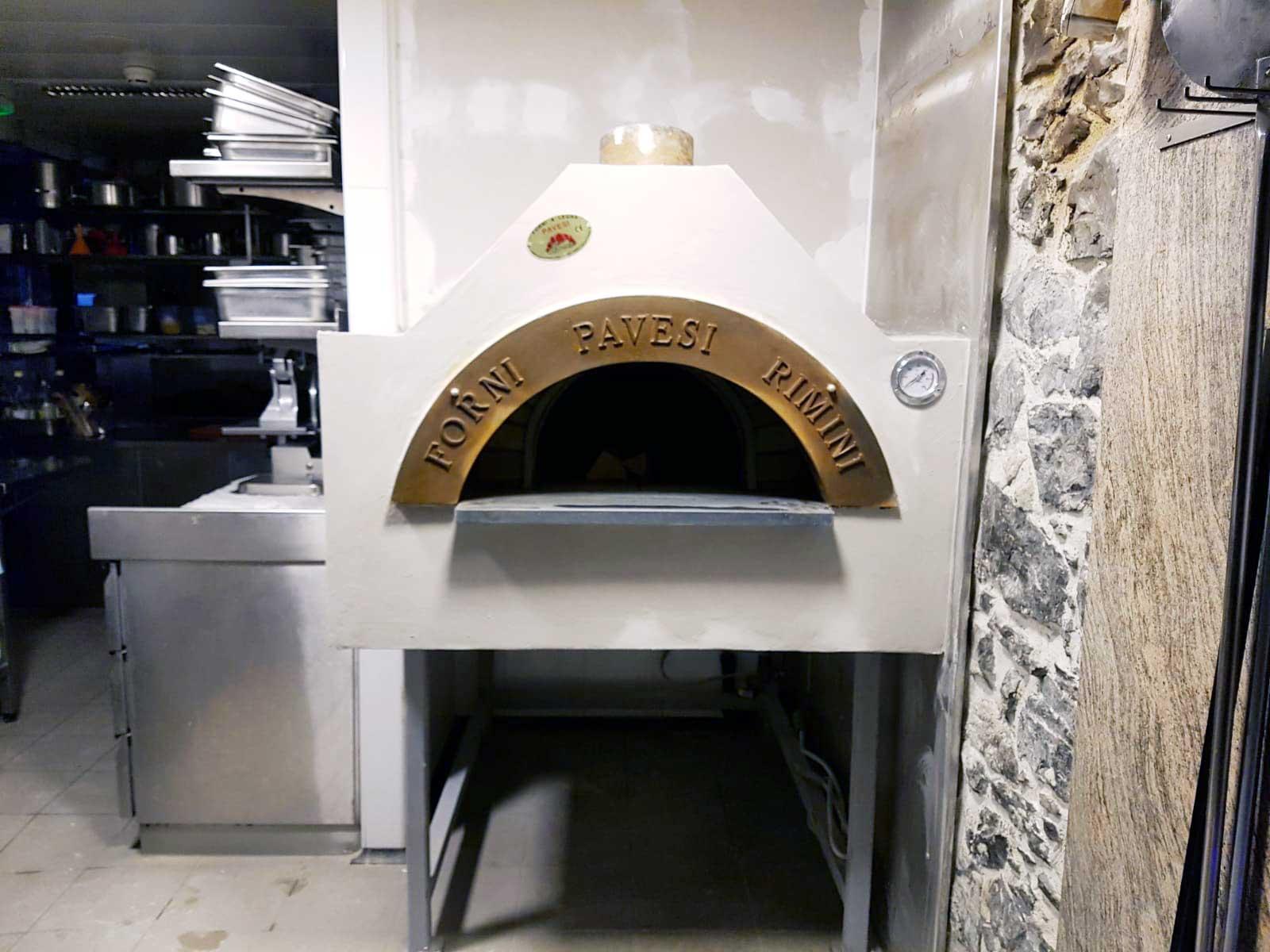 Forni Pavesi Rimini costruzione forni su misura